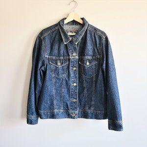Blue Bay Jean Company jeans jacket.